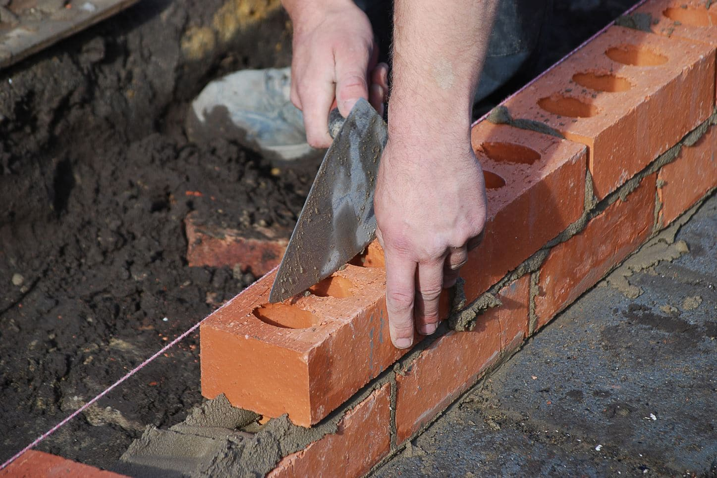 Bricklaying services in Sydney