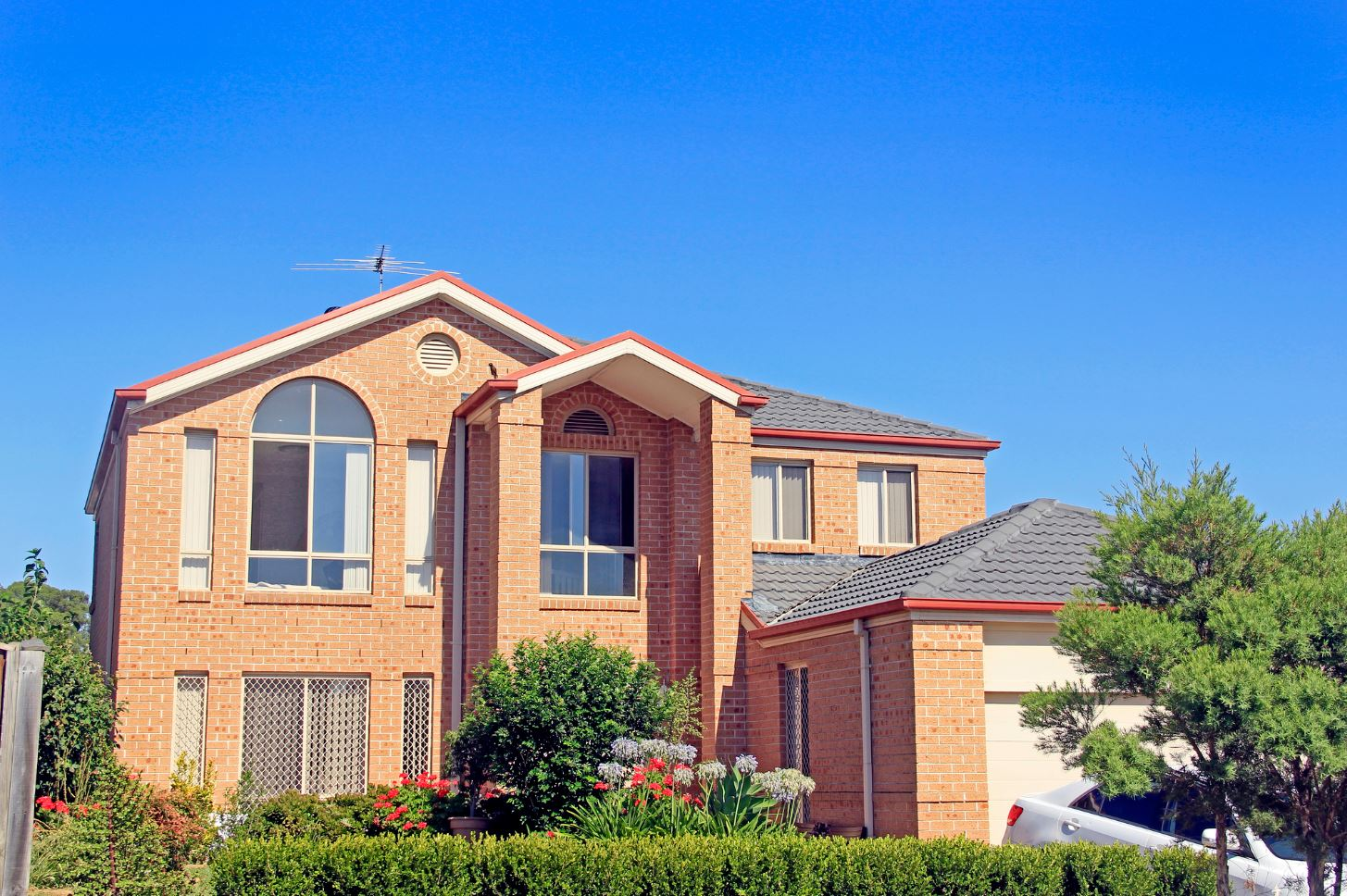 residential brickwork