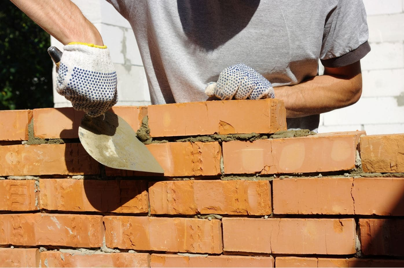 Residential bricklayers